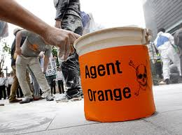agent orange dioxin a deadly legacy The battle against agent orange, the dangerous legacy left over from  they  don't realize that the byproduct of agent orange, dioxin, is still in.