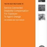 Agent Orange Dioxin Vietnam Veterans Of America Self Help Guide 2012
