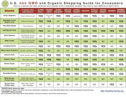 GMO Monsanto shoppingGuide1
